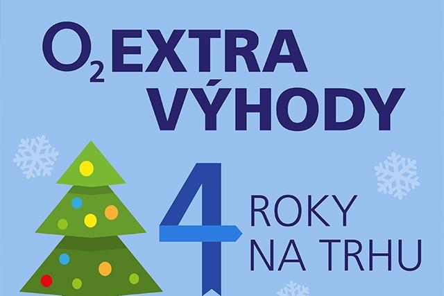 O2 Extra výhody rozdaly už 5,5 milionu slevových poukázek