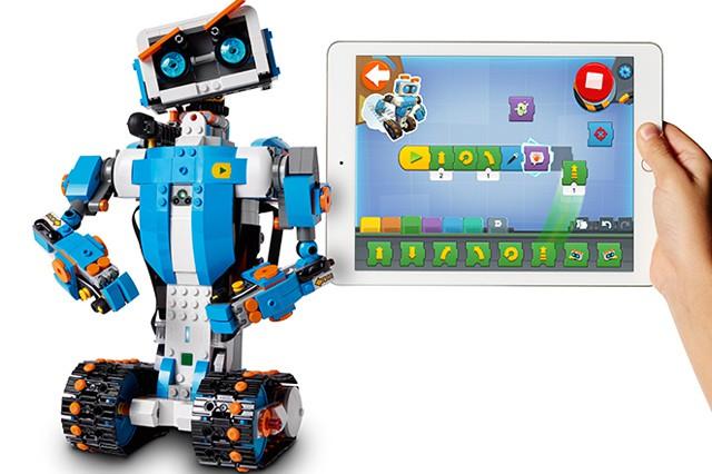 Nové Lego naučí děti programovat