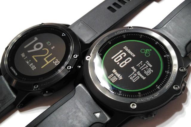 Garmin fénix5: hodinky pro menší zápěstí