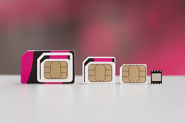 T-Mobile aktivoval první eSIM