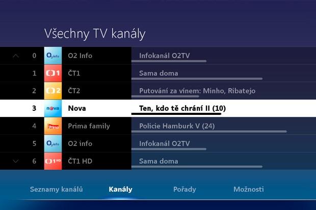 O2TV kdekoli a kdykoli