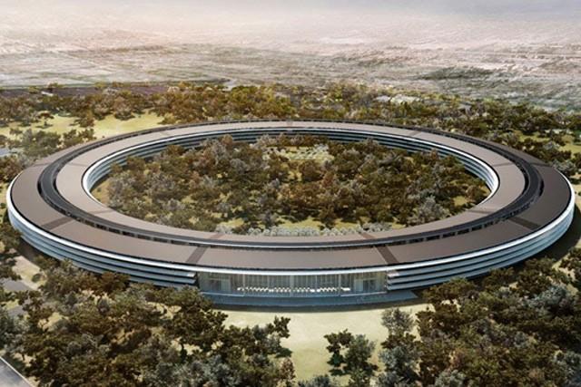 Apple bude mít od dubna nové sídlo Apple Park