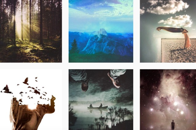 Nechte si zdarma upravit vaše fotky na Instagram