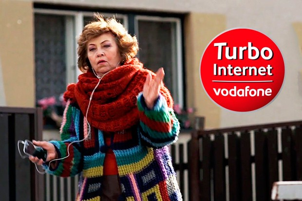 Vodafone rozšiřuje pokrytí Turbo Internetu