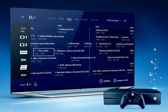 O2 TV je možné sledovat už i na Xboxu