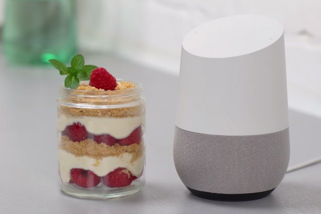 Naučte se vařit sGoogle Asistentem