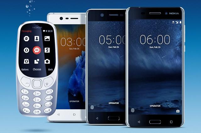 Nokia se vrací do Česka. A to s prvními chytrými telefony