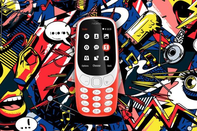 Minulý týden odstartovaly předobjednávky Nokia 3310