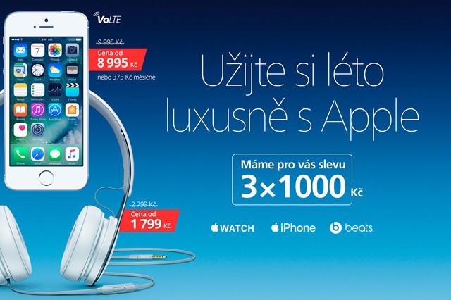 O2 spouští volání přes LTE pro iPhone