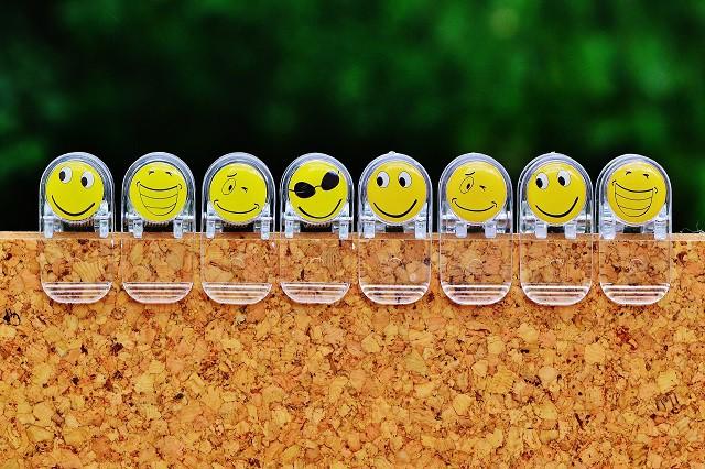 Historie emoji: Kde se vzaly emotivní obličeje?