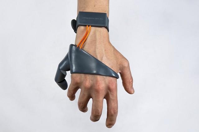 Věděli jste, že nutně potřebujete šestý prst?