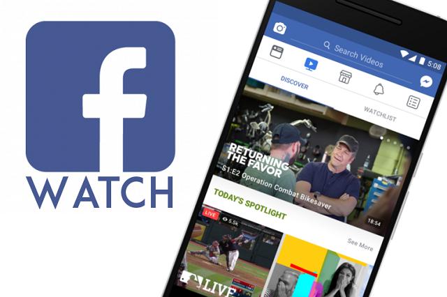 Facebook chce odvést diváky od Netflixu i YouTube