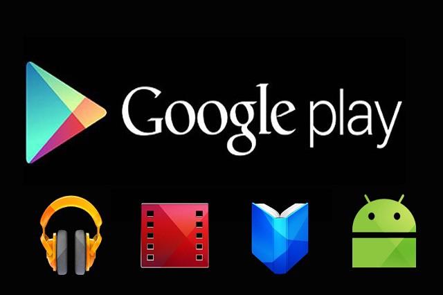 Google play obchod opět mění vzhled