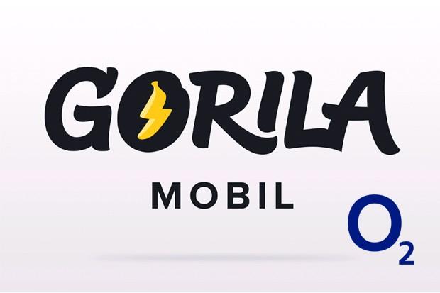 Gorila mobil patří O2