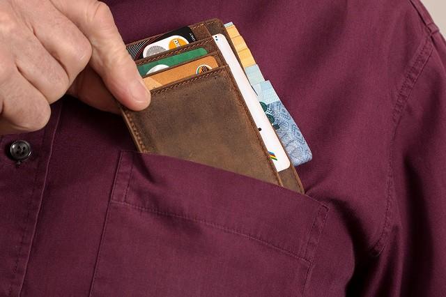 Pořiďte si chytrou peněženku a vyzrajte na zloděje!