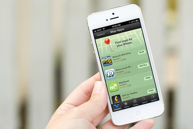 Aplikace na prázdniny: mapy a navigace