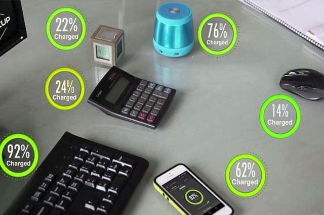 Technologická revoluce: Nabíjejte jen co vstoupíte do místnosti