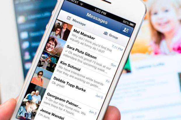 Zpoplatnění aplikace Facebook Messenger