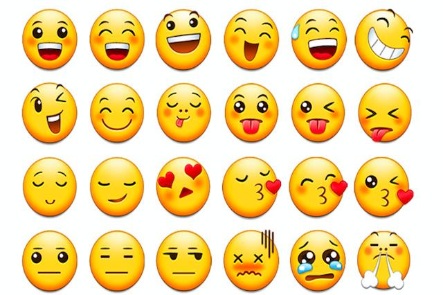 Proč vypadají emoji u Samsungů úplně jinak?