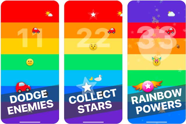 Na App Store boduje hra ovládaná obočím