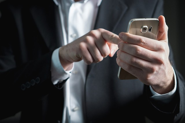 Automatic Scroll: Nechte telefon scrollovat za vás