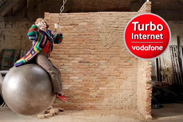 Vodafone Turbo Internet s vyšší rychlostí