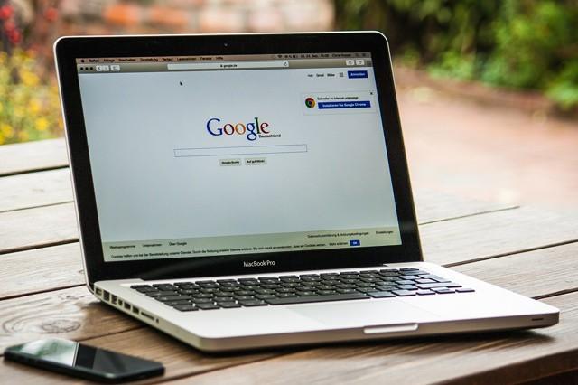Vyhledávání obrázku na Google se mění