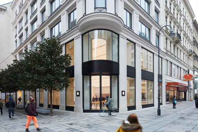 Apple otevírá první Store v Rakousku