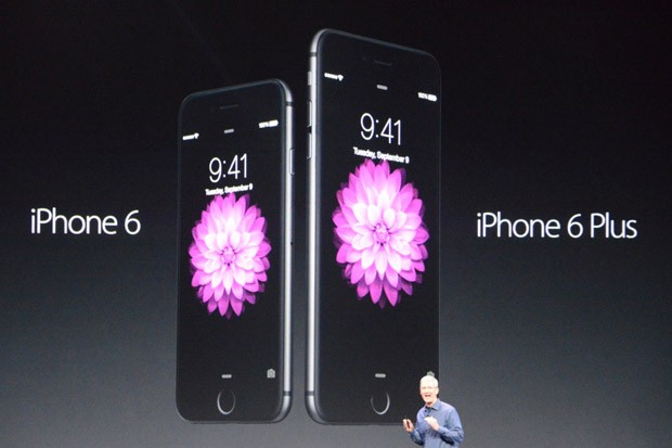 Apple iPhone 6 a iPhone 6 Plus představeny