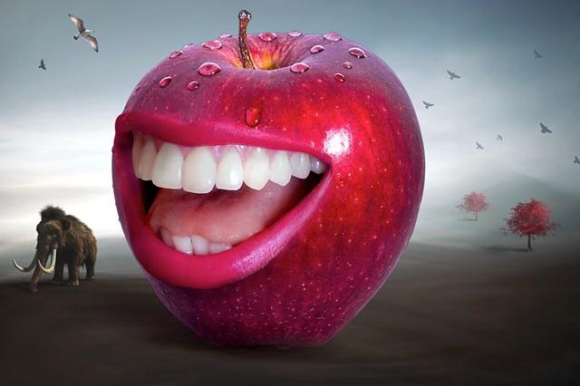 Sledujte životosprávu senzorem na zubech