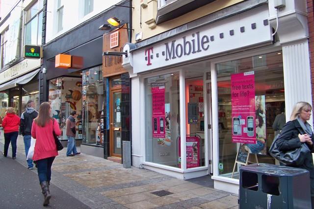Americký T-Mobile kupuje Sprint