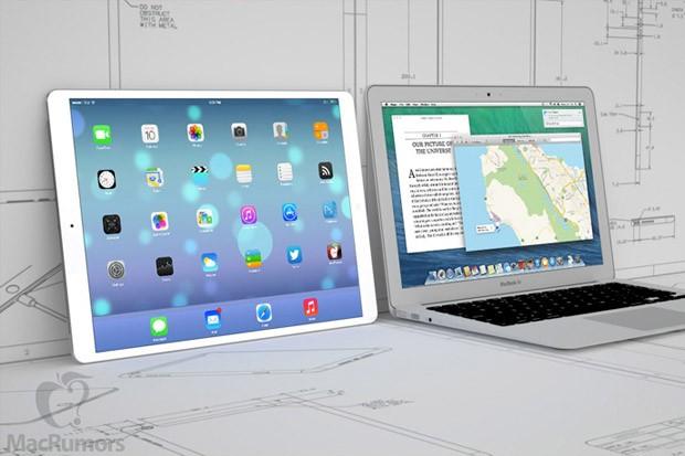 Apple předtaví iPad Pro začátkem roku 2015