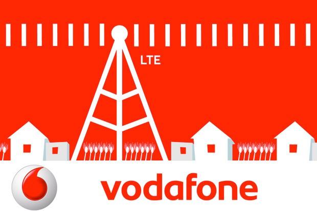 Vodafone rozšiřuje LTE síť okolo Prahy