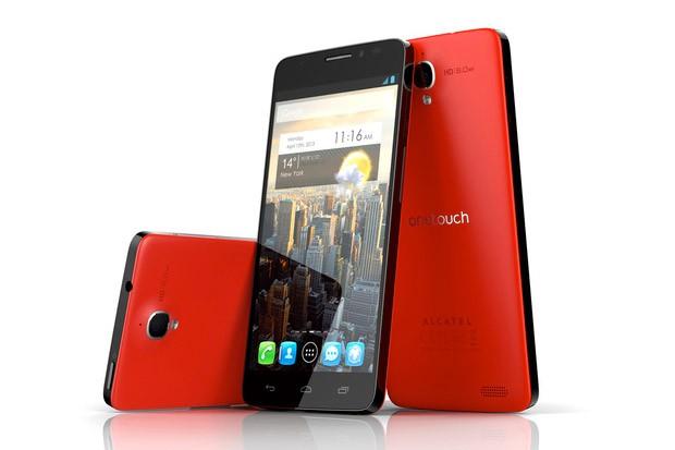 Alcatel One Touch Idol X+ v Česku