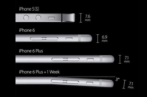 Problémy s novým iPhone 6