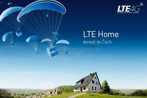 O2 LTE internet na doma
