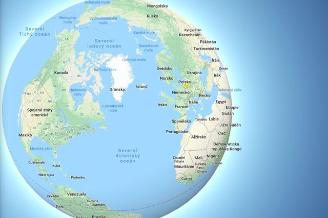 Čerstvá novinka v Google Maps!