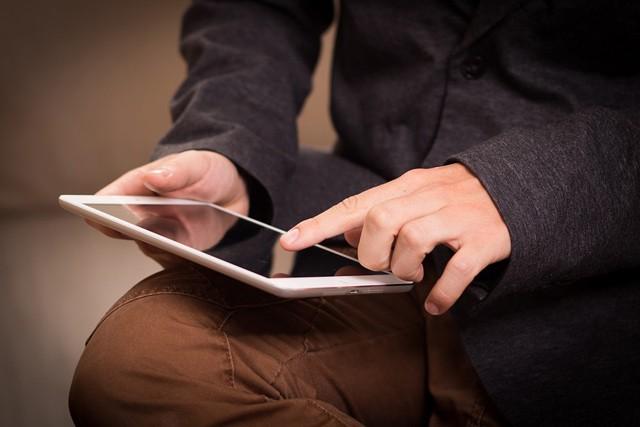 iPad v prodejně explodoval!