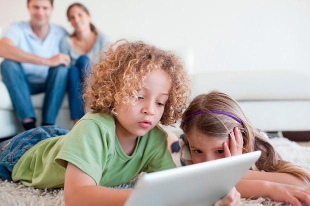 Chytré aplikace pro děti