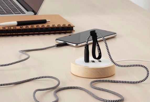 IKEA Lightning kabel pro iPhone je kvalitnější než originál