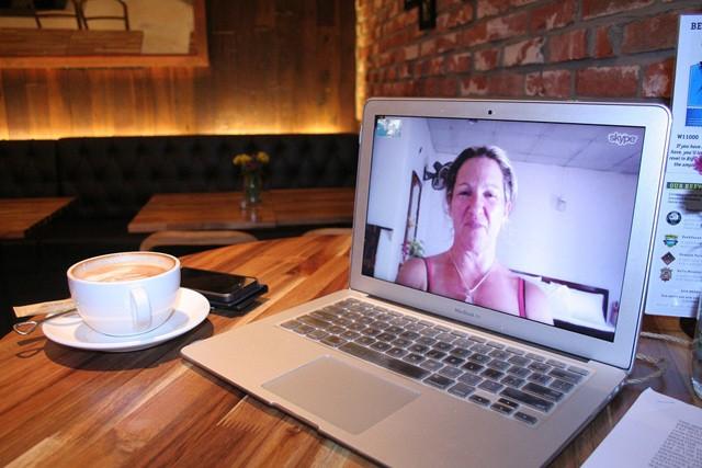 Webový Skype přes Safari nespustíte