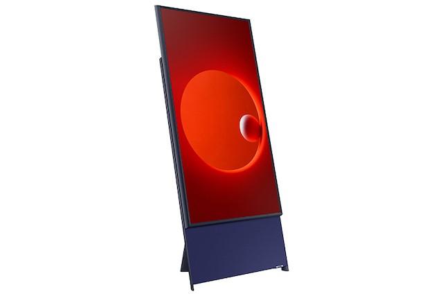 Samsung představil vertikální televizi