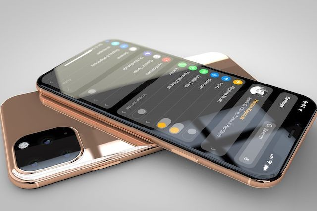 Jak bude vypadat iPhone 11?