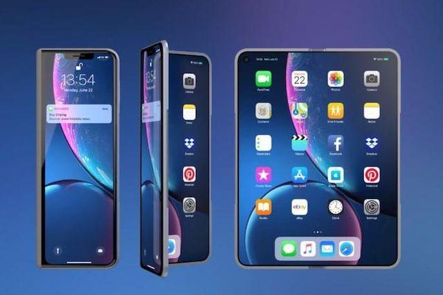 Apple pracuje na prvním ohebném iPhonu