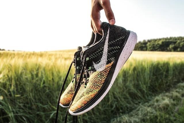 Aplikace Nike změří velikost bot