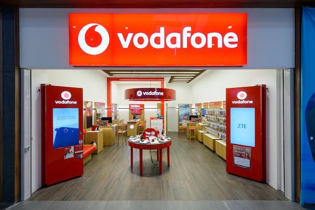 Vodafone představil novou řadu tarifů