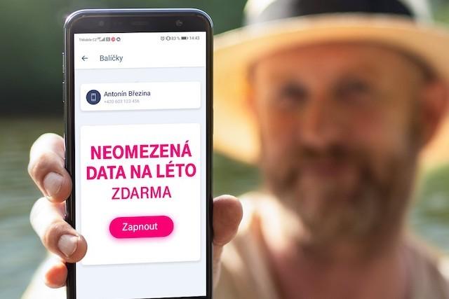Návod: Jak získat neomezený internet na celé léto za 200 korun?