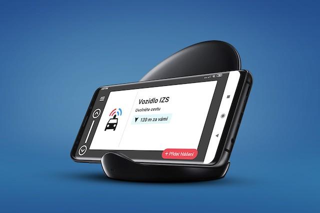 O2 testuje aplikaci pro vzájemnou komunikaci automobilů