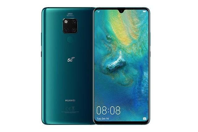 Huawei představil první 5G smartphone