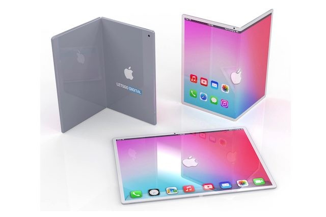 Apple chystá iPad s ohebným displejem